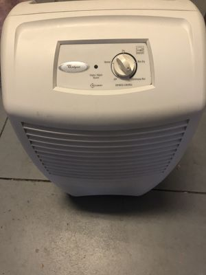 Whirlpool Dehumidifier for Sale in Orlando, FL