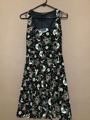 Sourpuss vintage inspired Halloween dress for Sale in El Monte, CA