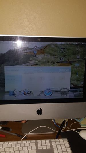 Apple iMac all in one A1224 computer for Sale in Fort Lauderdale, FL