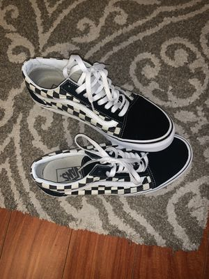 Vans size 9 for Sale in Sacramento, CA