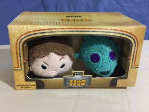 Disney Star Wars TSUM TSUM Han Solo and Greedo for Sale in San Diego, CA