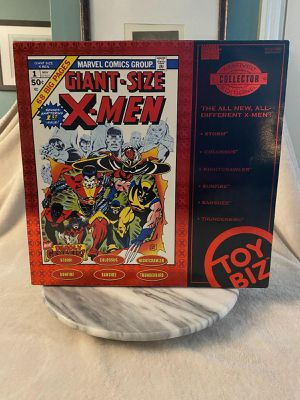Toy Biz Marvel Collector Edition X-Men for Sale in Taylors, SC