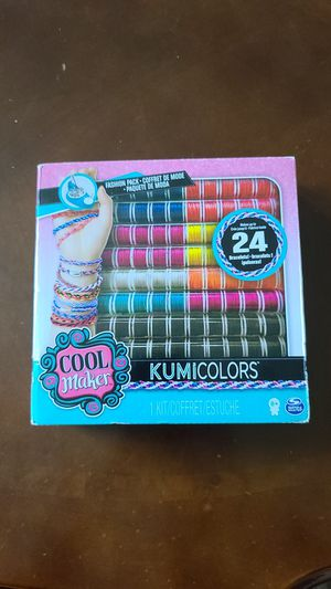 Cool maker Kumicolors for Sale in Jefferson, OH