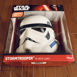 Stormtrooper 3D Deco Light for Sale in Lorton, VA