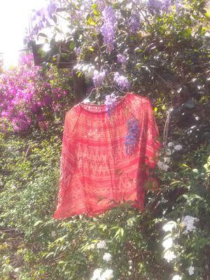 Woman's Medium Light Shirt for Sale in McRae, GA