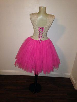 Ballerina Dress Tutu Dress Juniors Medium for Sale in Belleair, FL