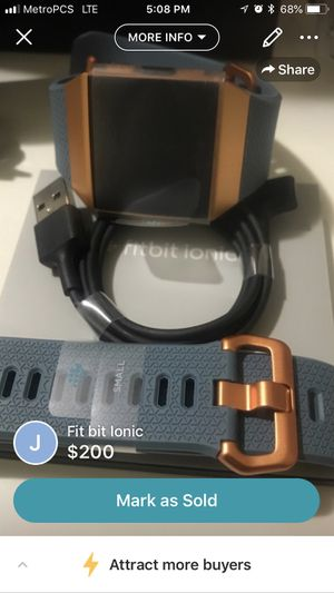 Fitbit icon for Sale in Glenn Dale, MD