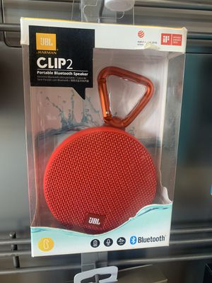 Clip 2 Bluetooth speaker 🔈 for Sale in Kinston, NC
