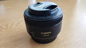 Canon 50mm EF lense (Nifty Fifty) for Sale in Temecula, CA