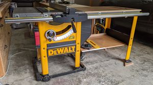 "DeWalt 10"" table saw with 52"" rip capacity. Works great. for Sale in Renton, WA"