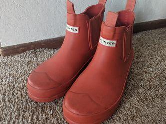 Kids Hunter Rain Boots, Size 1-2 for Sale in Cupertino,  CA