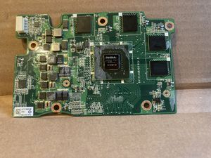 NVIDIA GeForce GTS 360M 1GB GDDR5 For Toshiba Laptop for Sale in Fairfax, VA