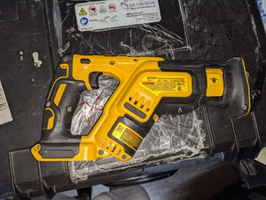 Dewalt 20v xr brushless hand sawzall for Sale in Westminster, CA