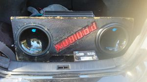 New 12 inch subs and probox for Sale in Jerseyville, IL