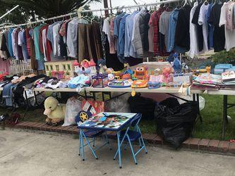 Diferentes Cosas En Venta —Pregunté El Precio —- Not Free for Sale in El Monte,  CA