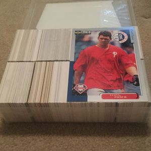 1000+ Great Condition Baseball Cards for Sale in Katy, TX