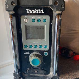 Makita Radio for Sale in Aurora, IL