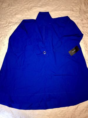 Zara Basic Collection: Blue Dress for Sale in West Sacramento, CA