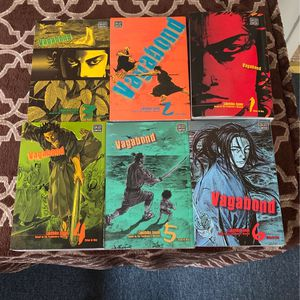 Vagabond Omnibus (volumes 1-6) for Sale in West Chester, PA