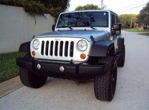 For Sale. 2007 Jeep Wrangle Great Shape. 4WDWheelsss for Sale in Seattle, WA