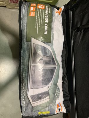 Ozark Trail 14 person cabin tent for Sale in North Las Vegas, NV