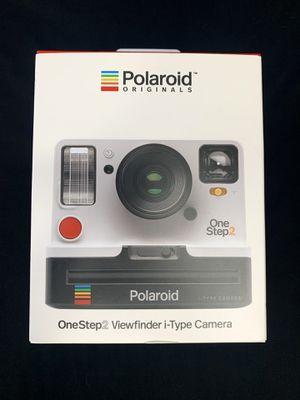 Polaroid One Step 2 Camera (White) for Sale in Redlands, CA