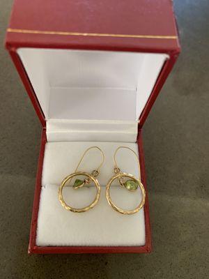 14 k earrings for Sale in Walnut, CA