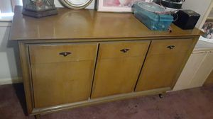 Antique dining room cabinet set for Sale in Dallas, TX
