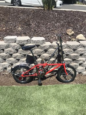 Vintage Dahon 3 Speed Folding Bike 1986 for Sale in Carlsbad, CA