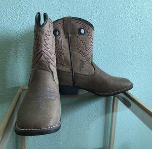 Kids Western Boot - size 3 - John Deere for Sale in Apache Junction, AZ