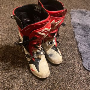 Dirt bike Boots for Sale in Apple Valley, CA