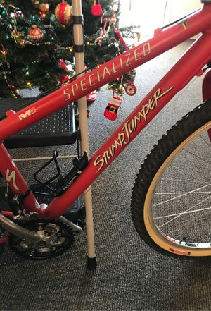 M2metalmatrix Specialized Stump Jumper Show room condition Best offer for Sale in San Jose, CA