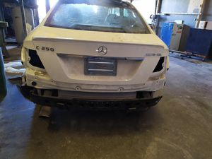 2013 Mercedes C 250 Coupe Part Out for Sale in Upland, CA