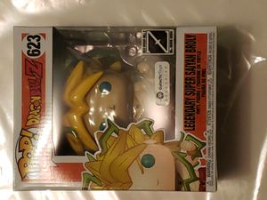 Funko Pop Dragonball Z Super Broly 6 inch for Sale in The Bronx, NY