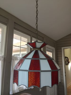 Tiffany style lamp for Sale in Palmyra, VA