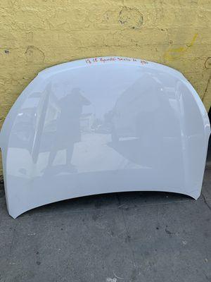 2013 to 2018 Hyundai Santa Fe hood for Sale in San Bernardino, CA