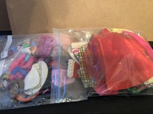 Two Bags of Barbie Vintage Clothes & Accessories Update! for Sale in Clovis, CA