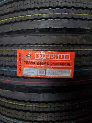 Fullrun tires truck & trailers for Sale in FSTRVL TRVOSE, PA