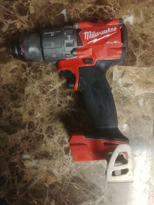 Milwaukee M18 fuel hammer drill/ driver 3rd gen for Sale in Lakewood Township, NJ
