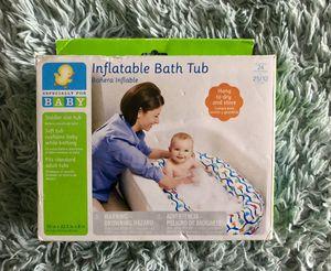 Inflatable bath tub for Sale in Dublin, GA