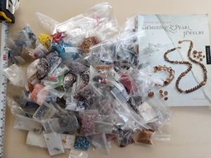 6+ lb of Beads, Parts, and more! for Sale in West Los Angeles, CA