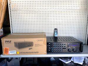 Karaoke Mixer Amp for Sale in Long Beach, CA