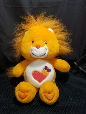 "Care Bear Cousin Brave Heart Lion 13"" 2004 for Sale in Zanesville, OH"
