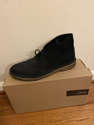 Desert Boot Black Suede original size 10 for Sale in Washington, DC