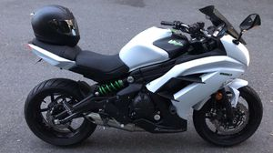 Almost NEW 300 Miles 2015 Ninja Kawasaki 650 for Sale in Falls Church, VA