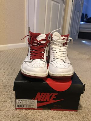 Jordan 1 Metallic Red - Size 11 for Sale in Parker, CO