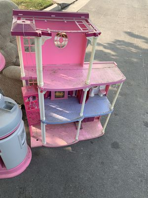 Big doll house 15$ for Sale in Fresno, CA