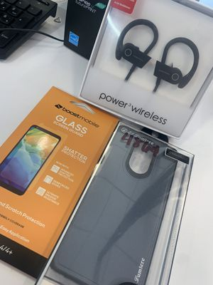 Lg stylo 4 accessories for Sale in Dallas, TX