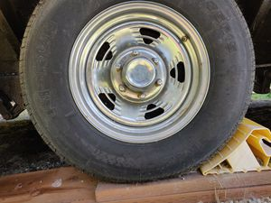 Trailer wheels and tires for Sale in Maple Valley, WA