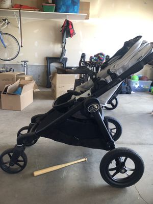 Baby jogger City select stroller for Sale in Bismarck, ND